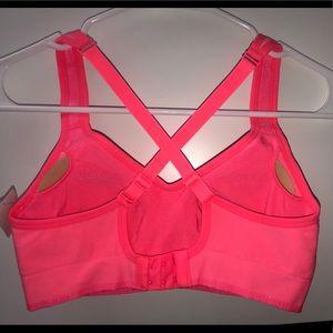 99f57a8c1f482 Danskin Intimates   Sleepwear - Danskin Coral Padded High Impact Sports Bra